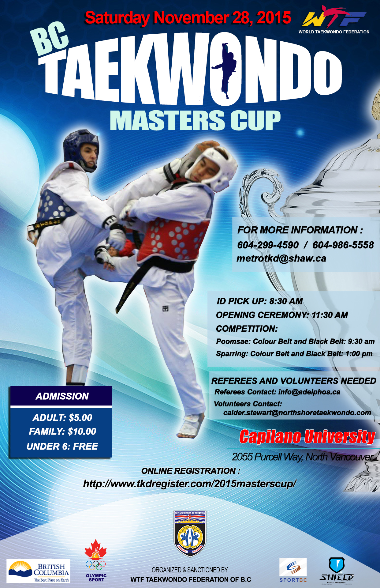 2015 Masters Cup Tournament